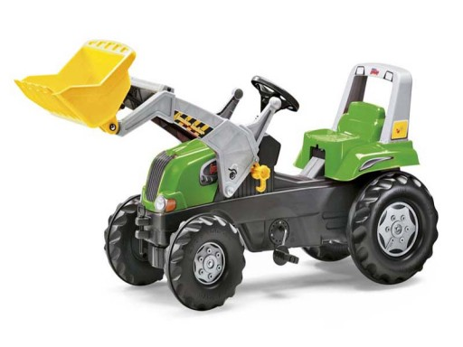 Tractor Cu Pedale Copii ROLLY TOYS 811465 Verde