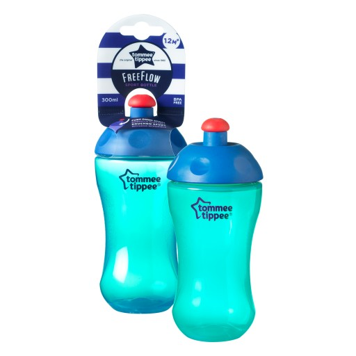Cana Basics Sports, Tommee Tippee, 300ml, Albastru