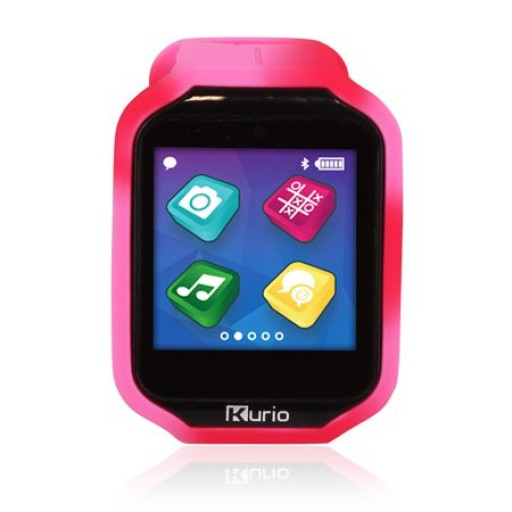 Smart Watch cu 2 bratari Kurio Watch 2.0+ Roz