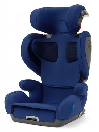 Scaun Auto cu Isofix Mako Elite Select Pacific Blue