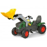 Tractoras copii cu pedale Rolly Toys 611089