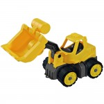 Buldozer Big Power Worker Mini Wheel Loader