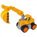 Excavator Big Power Worker Digger