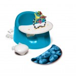 Scaun de Masa Prince Lionheart Booster 2 in 1 Flex Plus Berry Blue