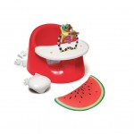 Scaun de Masa Prince Lionheart Booster 2 in 1 Flex Plus Watermelon Red Play
