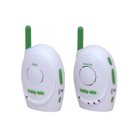 Interfon Camera Copii Baby Mix JLT-D1011 Verde