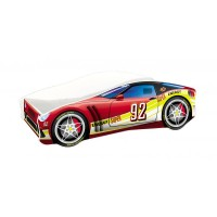 Pat Tineret MyKids Race Car 05 Red-160x80