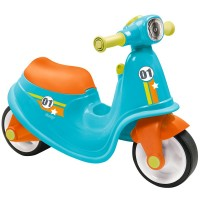 Scuter Smoby Scooter Ride-On blue